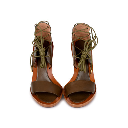 Authentic Second Hand Scanlan Theodore Slingback Sandal (PSS-143-00112)