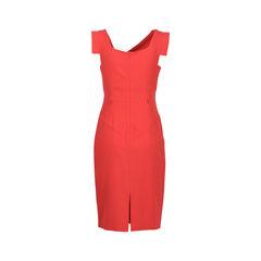 Black halo jackie o dress red 2?1530168491