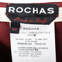 Authentic Second Hand Rochas Satin Flared Skirt (PSS-498-00013) - Thumbnail 2