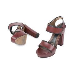 Marni block heel sandals red 2?1530517129