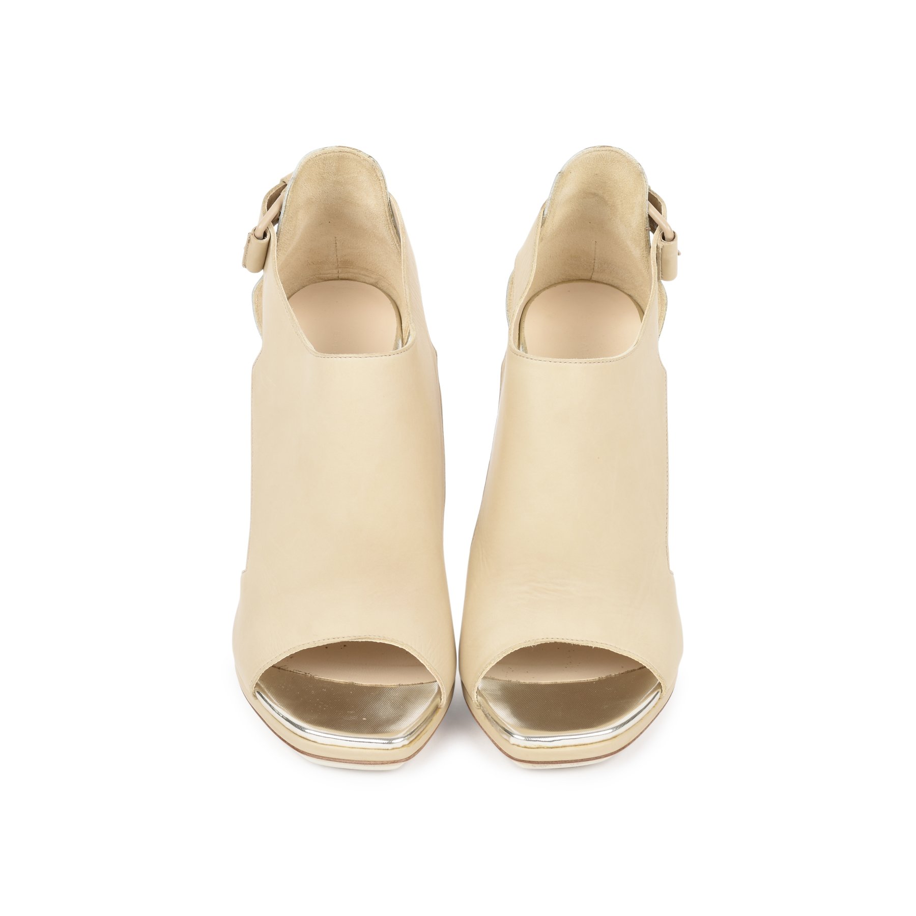 442ae6ebc17 Authentic Second Hand Balenciaga Geometric Sandals (PSS-513-00026 ...