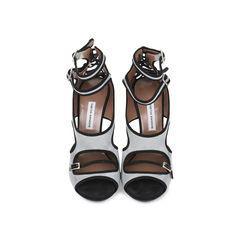LB Suede Sandals