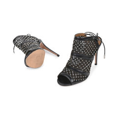 Aquazurra blondie studded sandals 2?1530600279