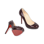 Authentic Second Hand Christian Louboutin Neofilo Spike Pumps (PSS-513-00032) - Thumbnail 2