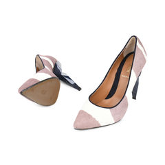 Fendi striped ponyhair pumps 2?1530678789