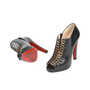 Authentic Second Hand Christian Louboutin Manon Ankle Boots (PSS-513-00034) - Thumbnail 1