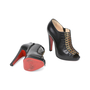 Authentic Second Hand Christian Louboutin Manon Ankle Boots (PSS-513-00034) - Thumbnail 2