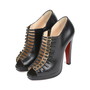 Authentic Second Hand Christian Louboutin Manon Ankle Boots (PSS-513-00034) - Thumbnail 3