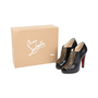 Authentic Second Hand Christian Louboutin Manon Ankle Boots (PSS-513-00034) - Thumbnail 6