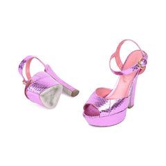 Sergio rossi metallic platform sandals 2?1530678861