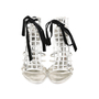 Authentic Pre Owned Yves Saint Laurent Cage Sandals (PSS-513-00037) - Thumbnail 0
