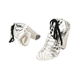 Authentic Pre Owned Yves Saint Laurent Cage Sandals (PSS-513-00037) - Thumbnail 1