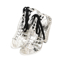 Authentic Pre Owned Yves Saint Laurent Cage Sandals (PSS-513-00037) - Thumbnail 3