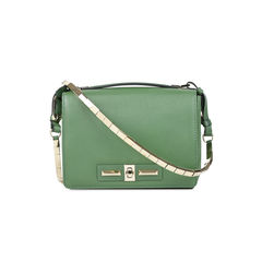 Top Handle Flap Shoulder Bag