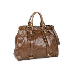 Miu miu vitello lux satchel brown 2?1530808275
