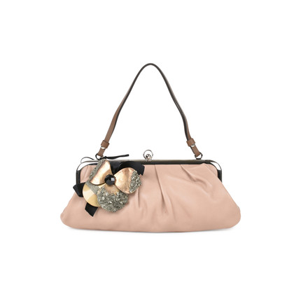 Authentic Pre Owned Marni Leather Pochette (PSS-513-00009)