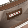 Authentic Pre Owned Marni Leather Pochette (PSS-513-00009) - Thumbnail 6