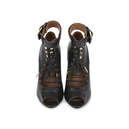 Authentic Second Hand McQ Alexander Mcqueen Lacing Sandal Ankle Boots (PSS-513-00011)