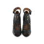 Authentic Second Hand McQ Alexander Mcqueen Lacing Sandal Ankle Boots (PSS-513-00011) - Thumbnail 0