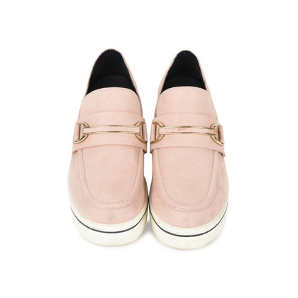 Authentic Second Hand Stella McCartney Platform Loafers (PSS-513-00012)
