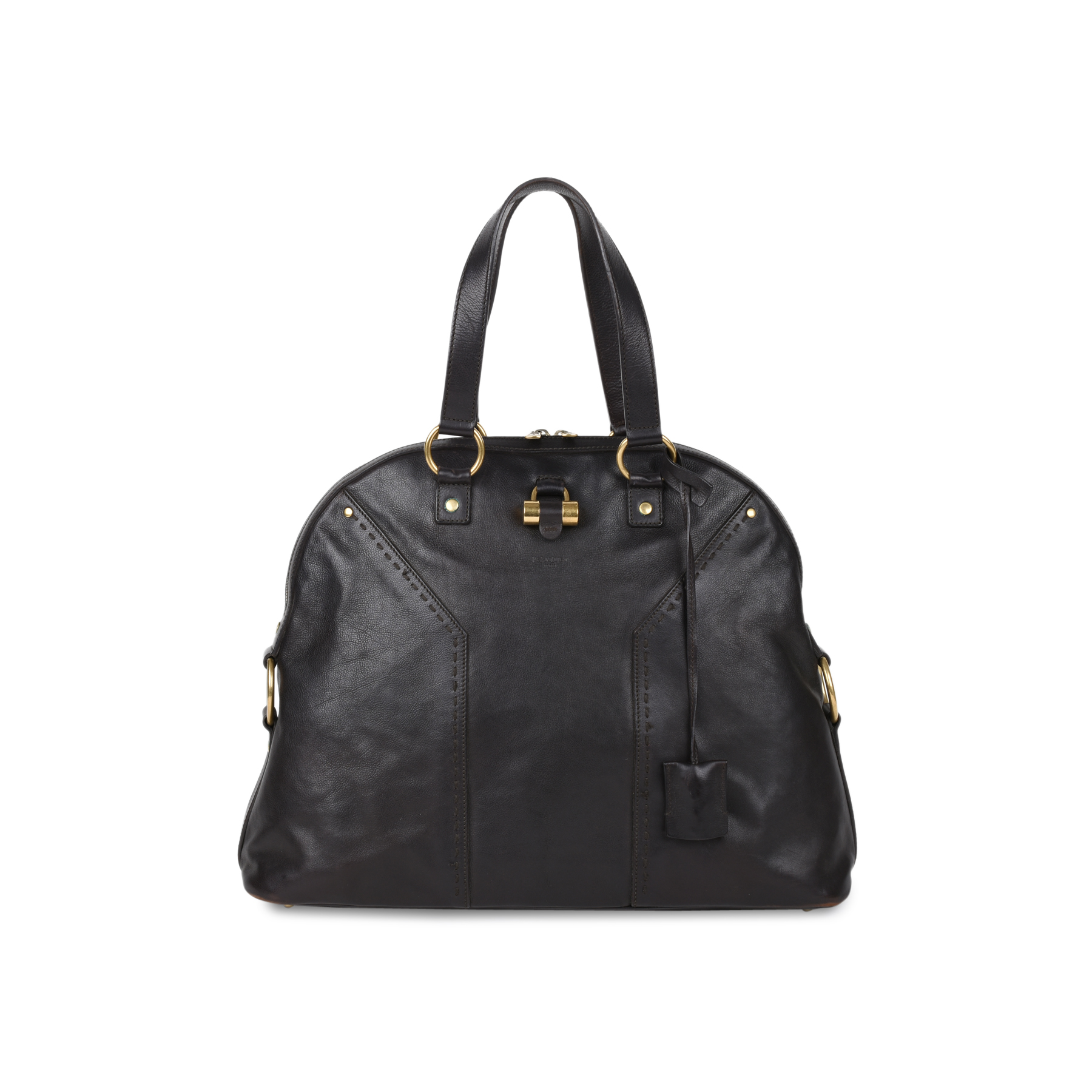 a0bb3a7b7c15 Authentic Second Hand Yves Saint Laurent Large Muse Bag (PSS-513-00013)