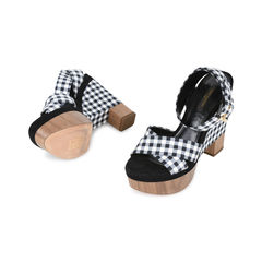 Louis vuitton gingham wedge sandals 2?1530809306