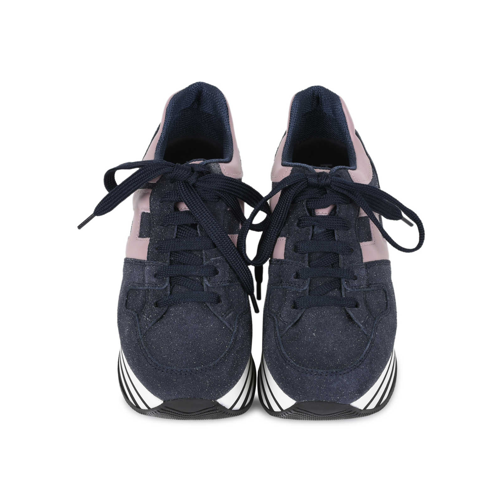 5002dfcd87 Authentic Second Hand Hogan Maxi 222 Platform Sneakers (PSS-200-01521) ...