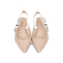 Authentic Pre Owned Christian Dior J'Adior Patent Leather Slingback Flats (PSS-200-01524) - Thumbnail 0