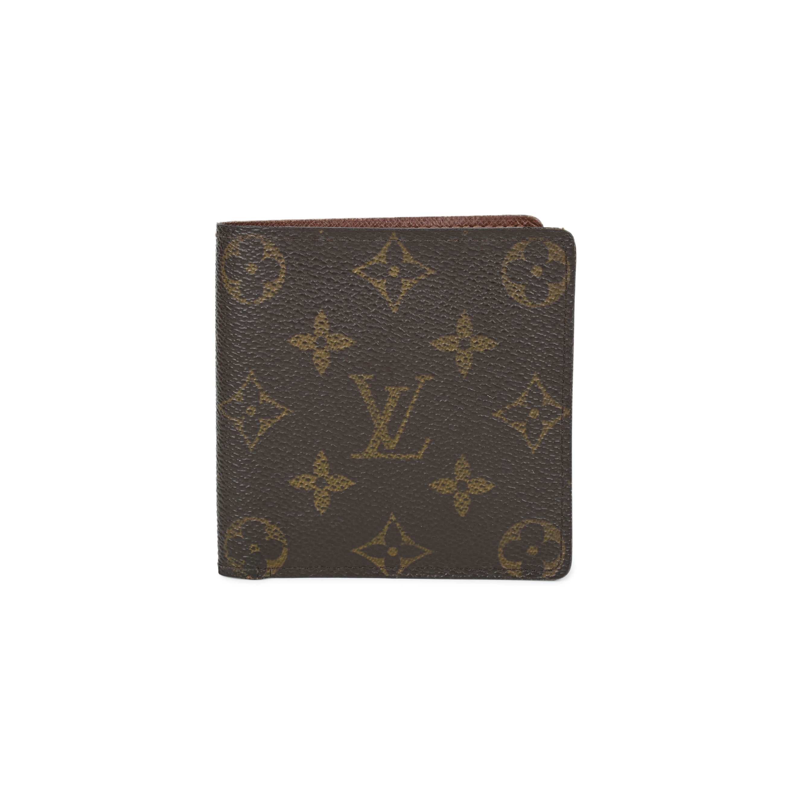 125f666055c2 Authentic Second Hand Louis Vuitton Marco Wallet (PSS-200-01518 ...