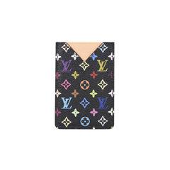 Multicolour Mirror Case Pouch