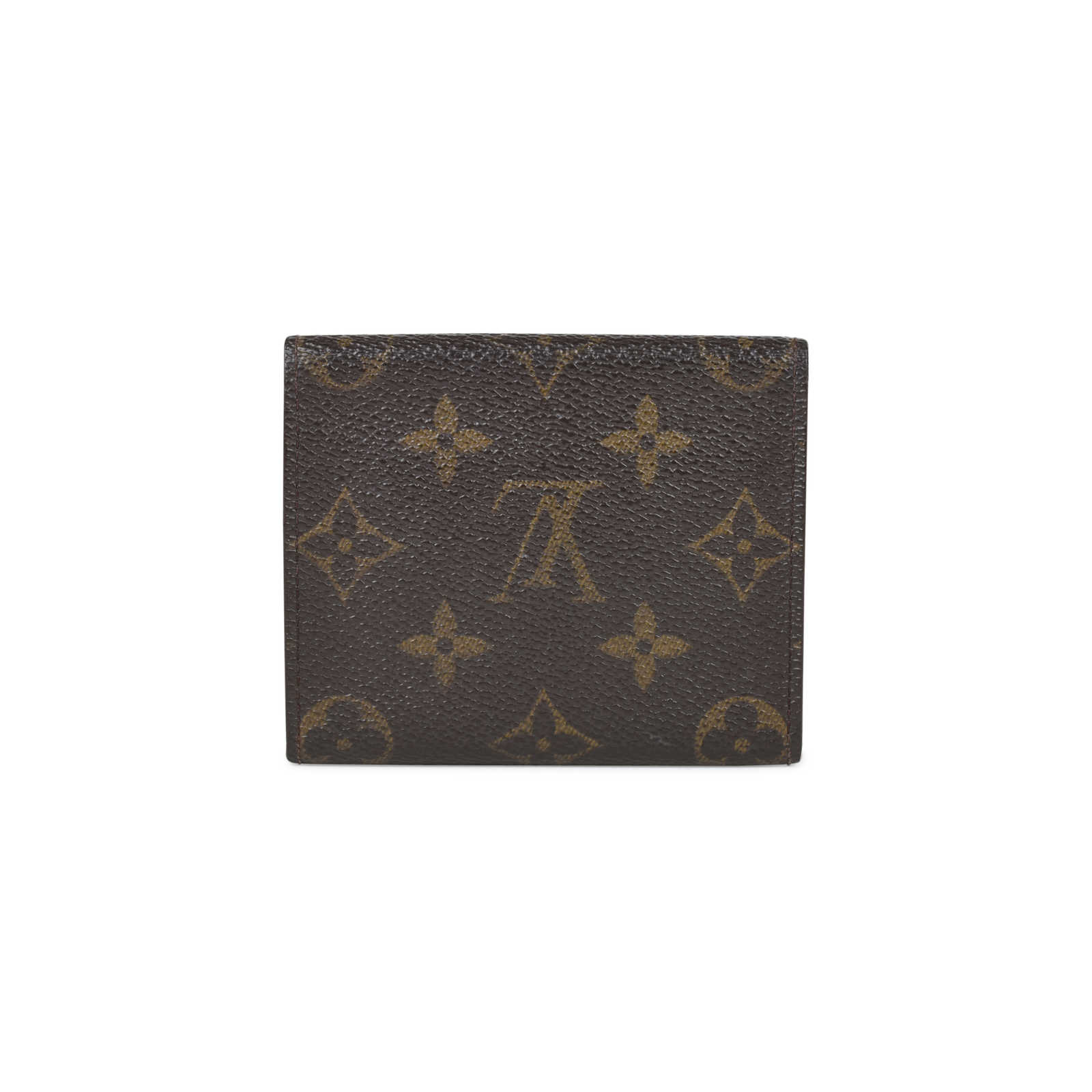 Second Hand Louis Vuitton Monogram Business Card Holder | THE FIFTH ...