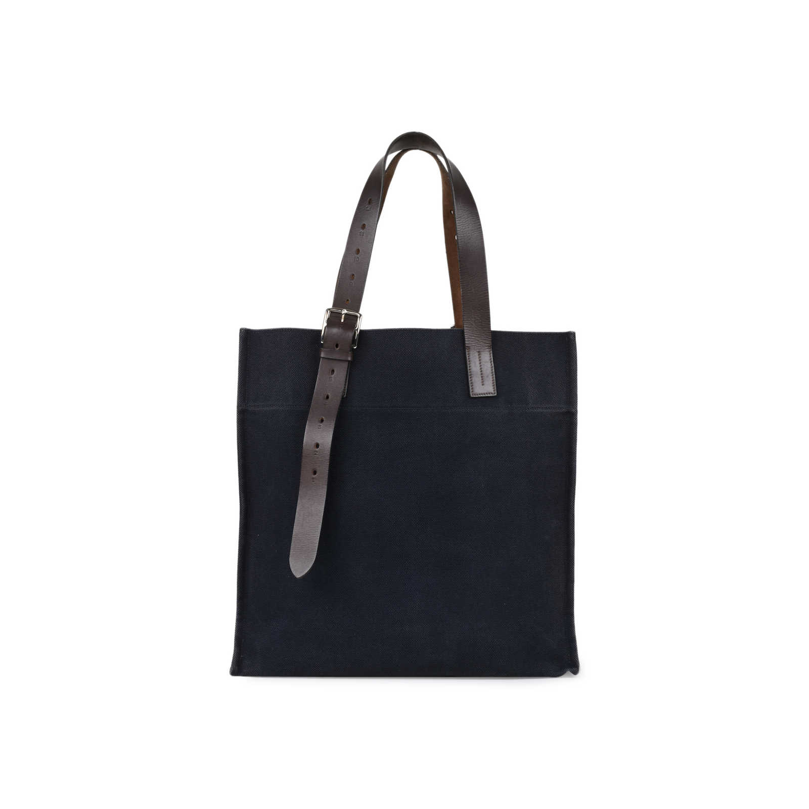 7531a0613d14 Authentic Second Hand Hermès Etriviere Shopping Bag (PSS-506-00012) -  Thumbnail ...