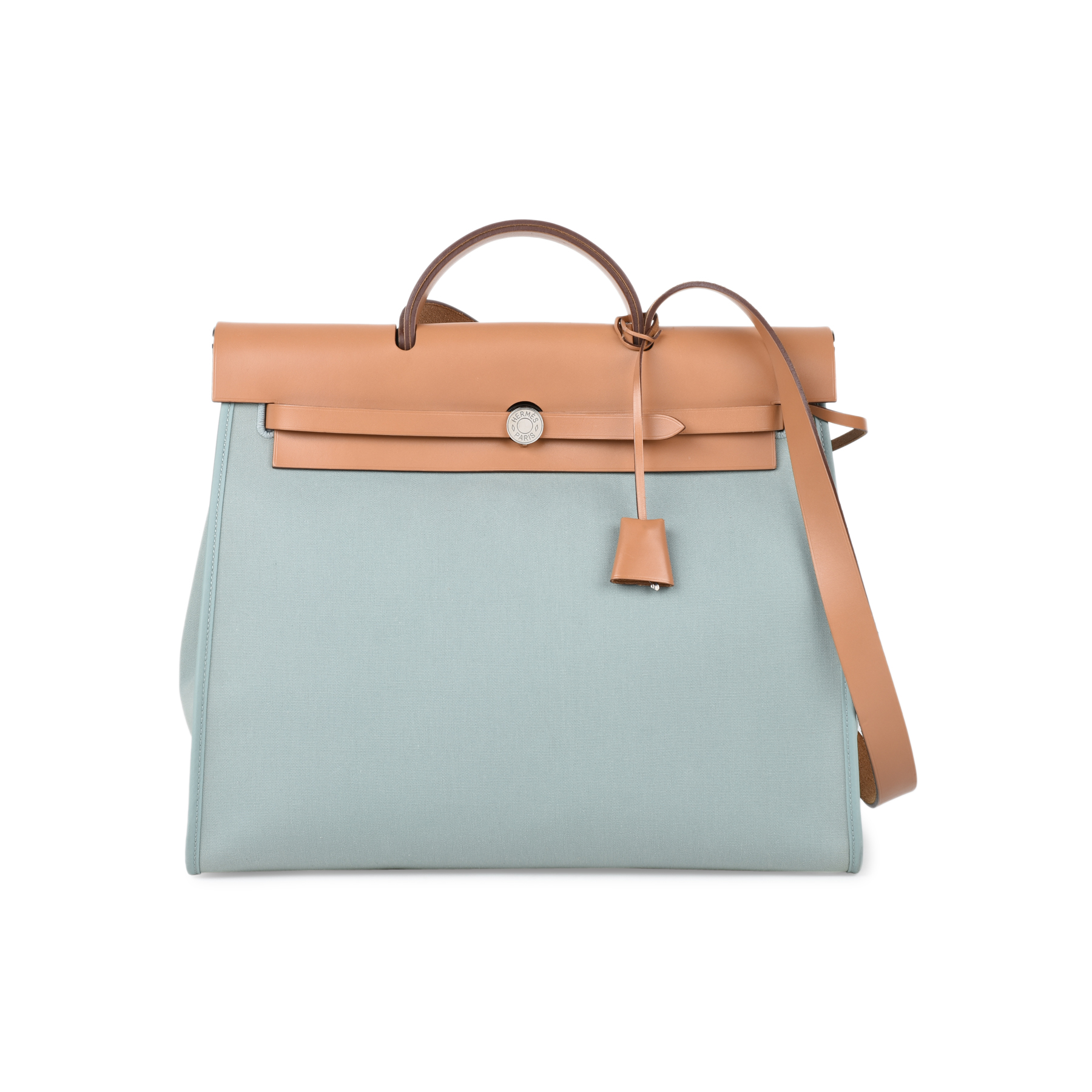 5a4b0be8b1bb ... hot second hand hermes herbag zip mm blue the fifth collection a4fd2  04228