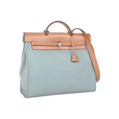 Hermes herbag zip mm blue 2?1531283916