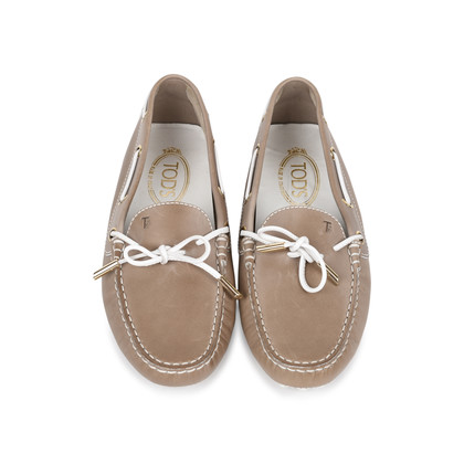 Authentic Second Hand Tod's Gommino Driving Shoe (PSS-126-00077)