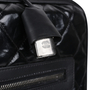 Authentic Pre Owned Chanel Diamond Quilted Rolling Luggage (PSS-200-01509) - Thumbnail 7