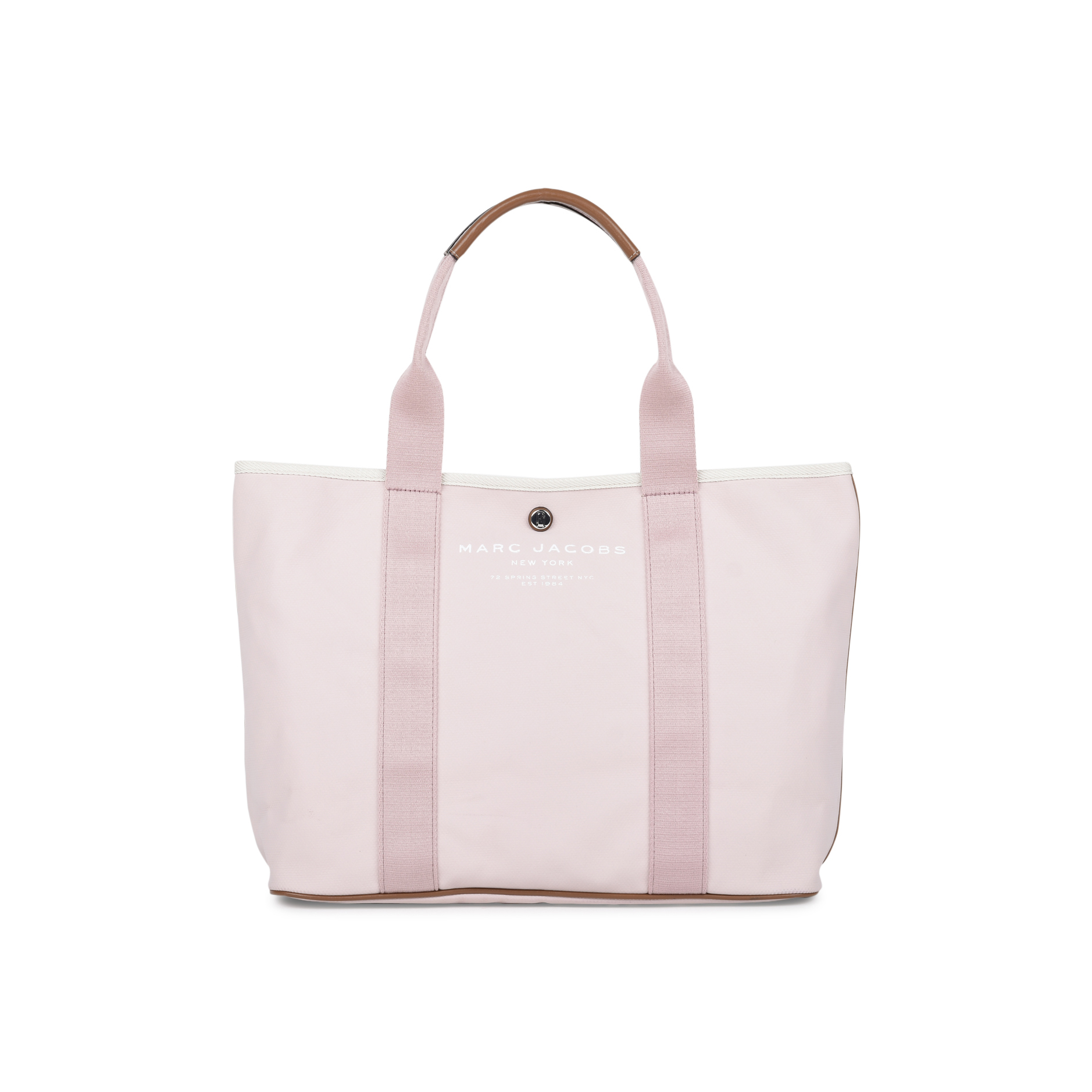 5002b90ee Authentic Second Hand Marc Jacobs East West Canvas Tote Bag (PSS-512-00005)  - THE FIFTH COLLECTION