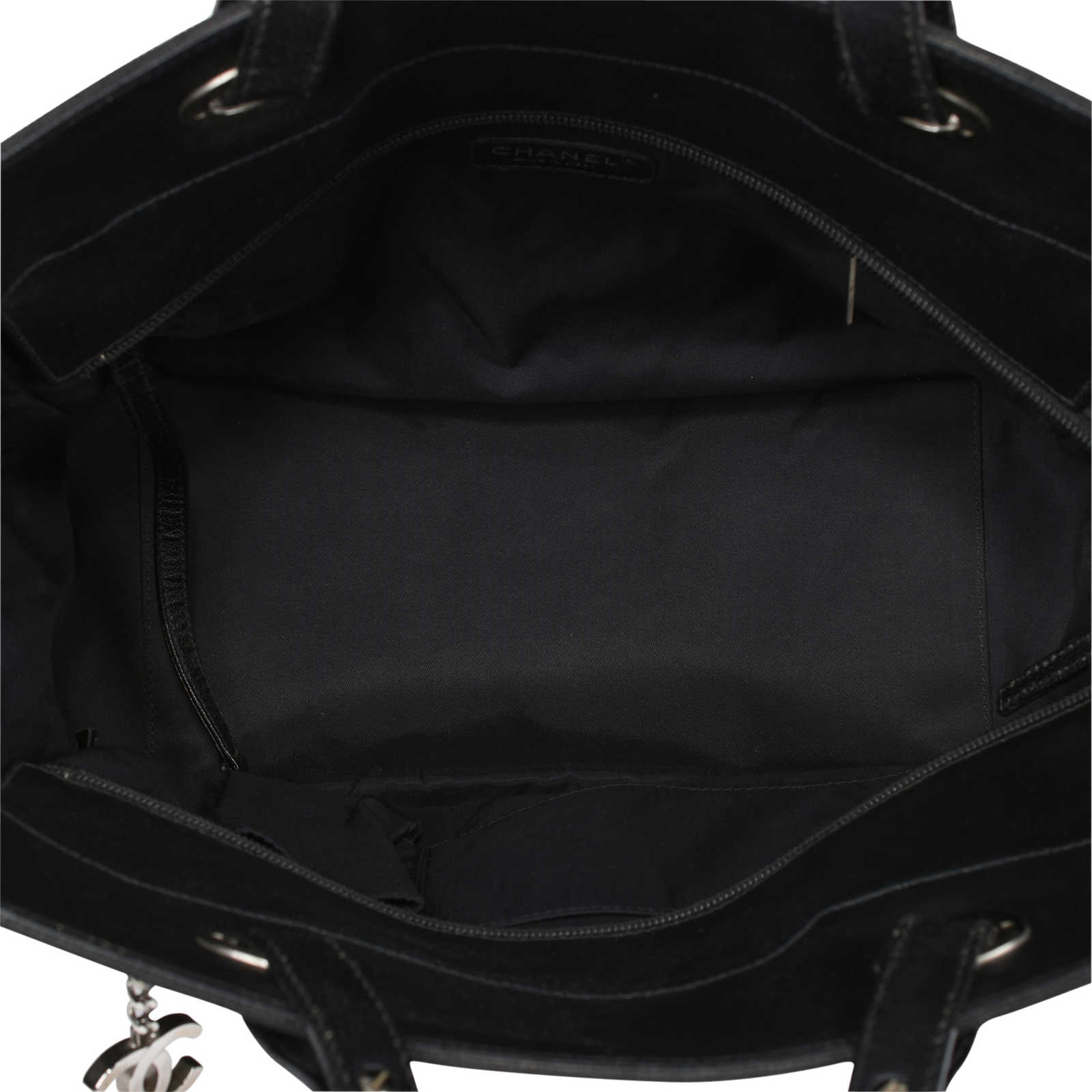 8fab8e874abc ... Authentic Second Hand Chanel Paris Biarritz Tote Bag (PSS-523-00002) ...