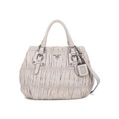 Nappa Gaufre Bag