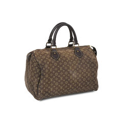 Louis vuitton monogram idylle speedy 30 brown 2?1531381683