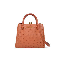 Ostrich Mini Bag