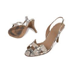 Hermes python night 70 sandals 2?1531730856