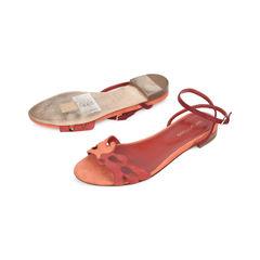 Sergio rossi matisse flat sandals 2?1531731044