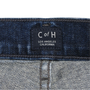Authentic Second Hand Citizens of Humanity High Rise Cigarette Jeans (PSS-126-00089) - Thumbnail 2