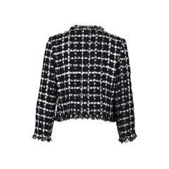 Chanel checked tweed jacket 2?1531973697