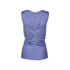 Christian dior ruched top 2?1531973986