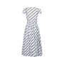 Authentic Second Hand Marc Jacobs Zig Zag Striped Dress (PSS-506-00004) - Thumbnail 1