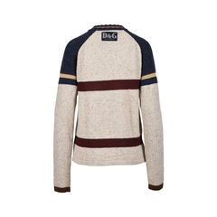 Dolce gabbana knit wool mix sweater 2?1531987931