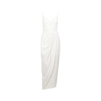 Authentic Second Hand Zimmermann Silk Drape Long Dress (PSS-517-00012)