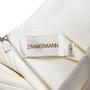 Authentic Second Hand Zimmermann Silk Drape Long Dress (PSS-517-00012) - Thumbnail 2